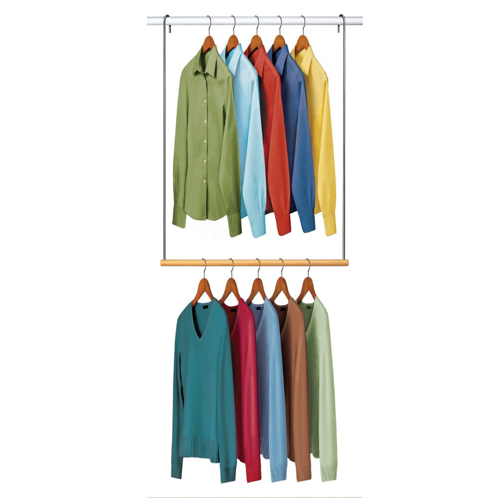 143020 Double Hang Closet Rod Lynk Inc