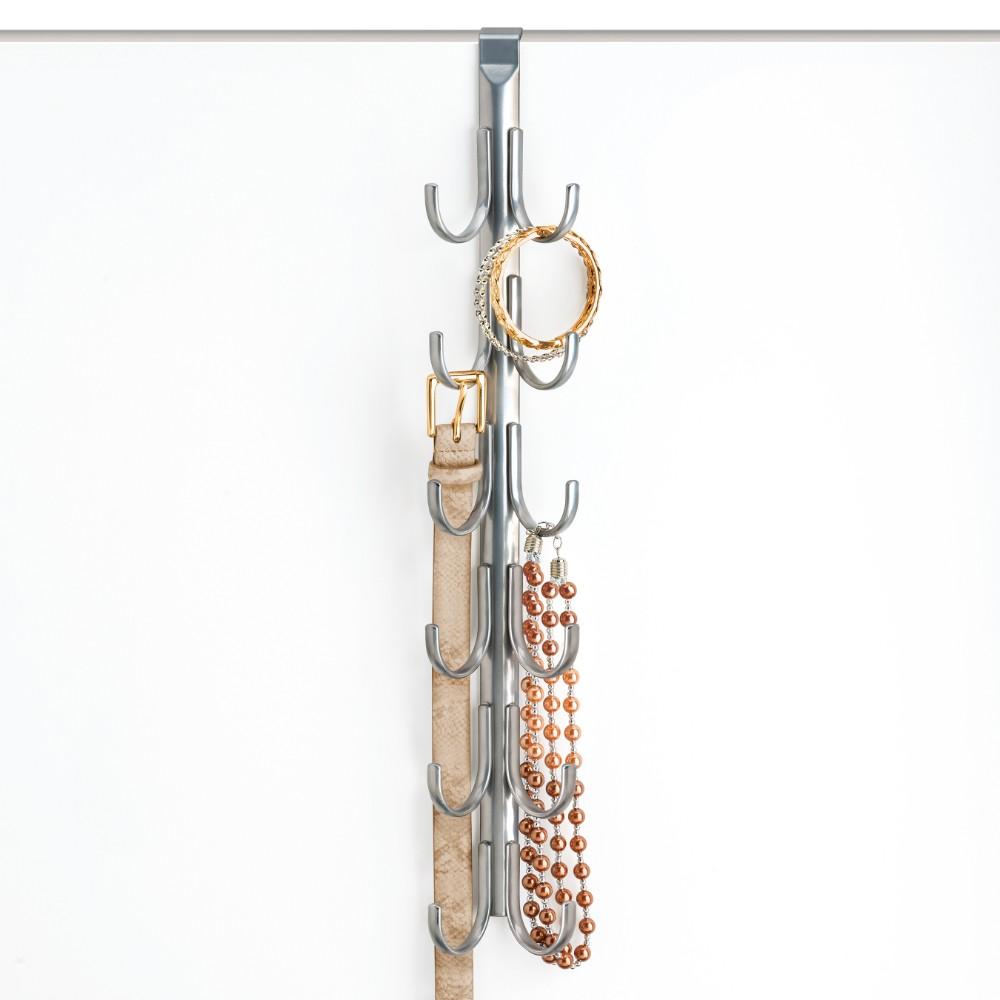 door accessory hanger vertical 12 hook lynk inc
