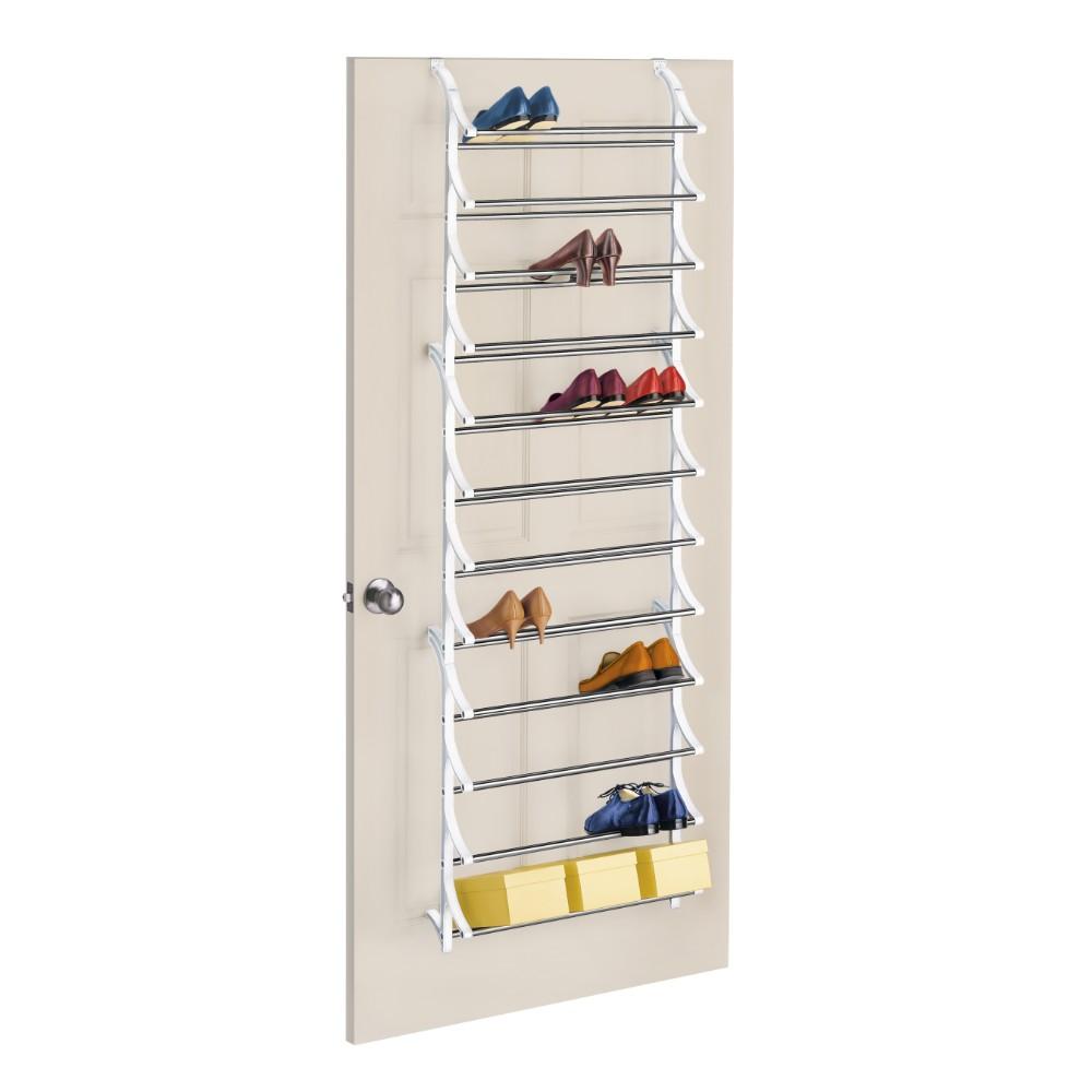 1457036 Over Door 36 Pair Shoe Rack