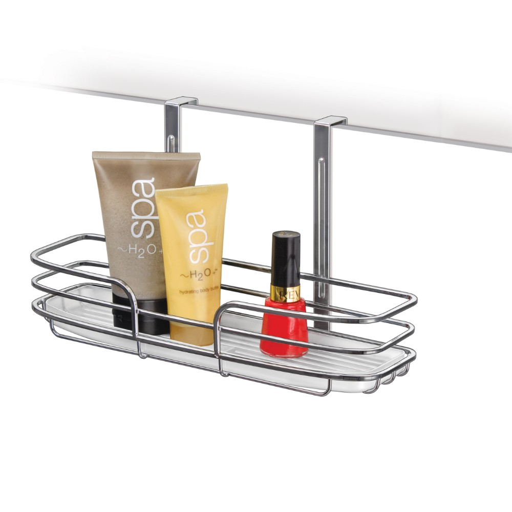 601200 Over Cabinet Door Single Shelf Organizer